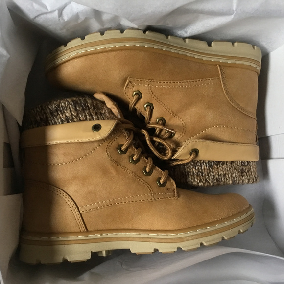 Cliffs Keegan Boot Womens Size 65 Wheat